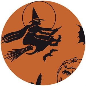 Renee Nanneman, All Hallow's Eve, Hallow's Flight Orange
