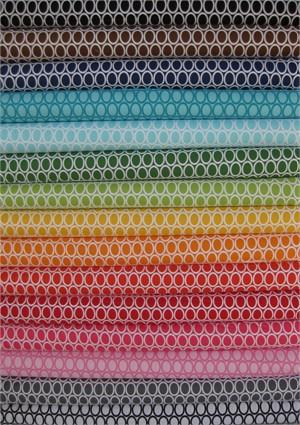 Remix Ovals by Ann Kelle