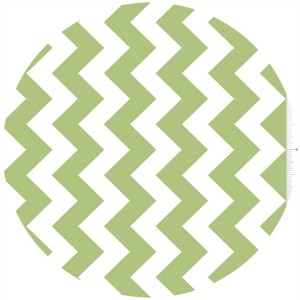 Riley Blake, Chevron, Green