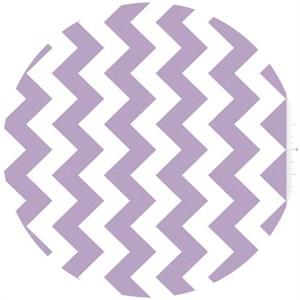 Riley Blake, Chevron, Lavender