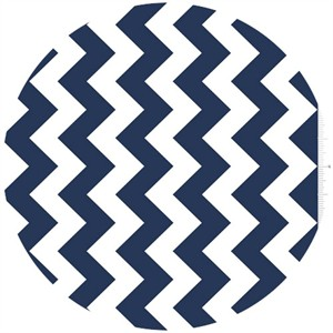 Riley Blake, Chevron, Navy