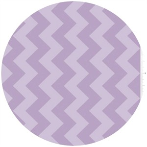Riley Blake, Chevron, Tone on Tone Lavender