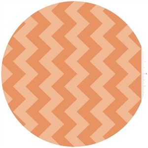 Riley Blake, Chevron, Tone on Tone Orange