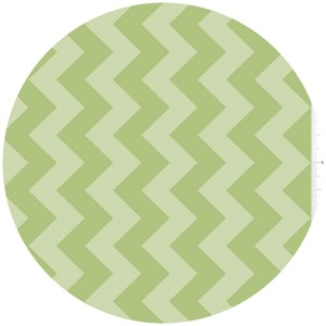 Riley Blake, Chevron, Tone on Tone Green