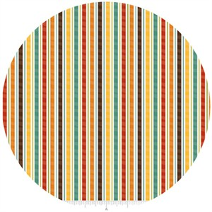 Riley Blake, Giraffe Crossing, Stripe Multi