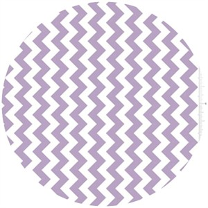 Riley Blake, Small Chevron, Lavender