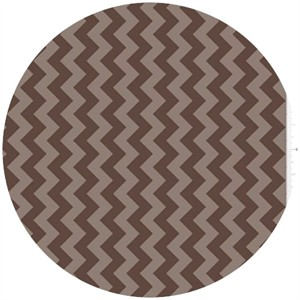 Riley Blake, Small Chevron, Tone on Tone Brown