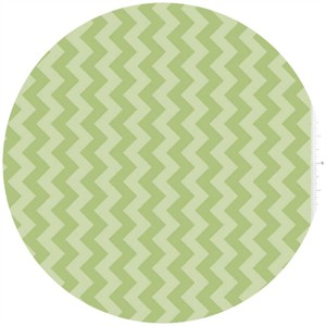 Riley Blake, Small Chevron, Tone on Tone Green