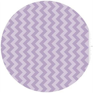 Riley Blake, Small Chevron, Tone on Tone Lavender