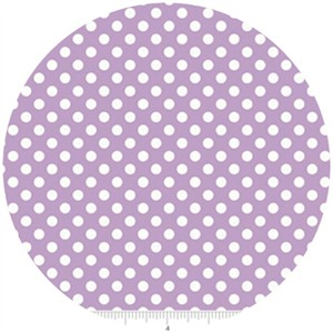 Riley Blake, Small Dots, Lavender