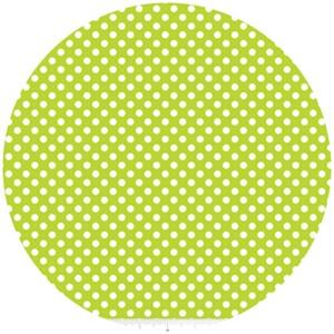 Riley Blake, Small Dots, Lime