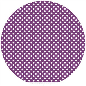 Riley Blake, Small Dots, Purple