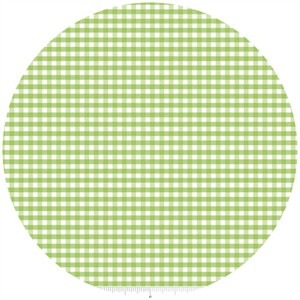 Riley Blake, Small Gingham, Green