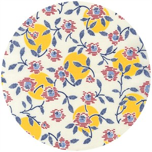 Robert Kaufman, Betty Dear 2, Sprigs Screamin Yellow