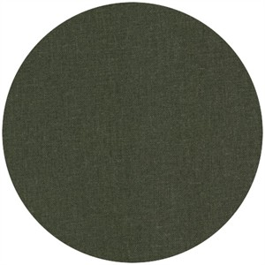 Robert Kaufman, Brussels Washer, Linen/Rayon Blend, O.D. Green