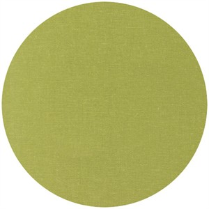Robert Kaufman, Brussels Washer, Linen/Rayon Blend, Pear