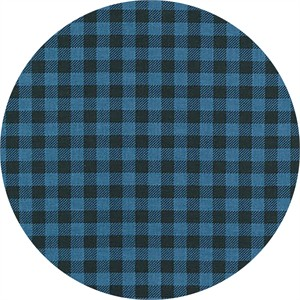 Robert Kaufman, Burly Beavers, Plaid Denim