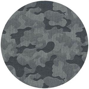 Robert Kaufman, Camouflage Jacquards Indigo