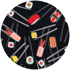 Robert Kaufman, Chopsticks Please, Black