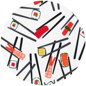 Robert Kaufman, Chopsticks Please, White