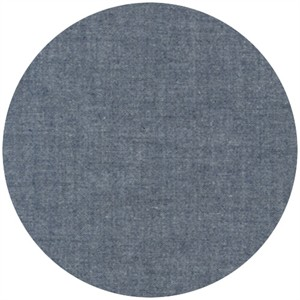Robert Kaufman, Chambray Union, Chambray Indigo