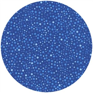 Robert Kaufman, Dazzle, Sparkle Blueberry