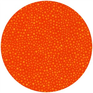 Robert Kaufman, Dazzle, Sparkle Orange