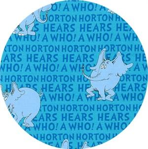 Robert Kaufman, Horton Hears a Who, I Heard It Blue
