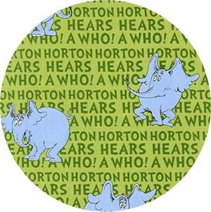 Robert Kaufman, Horton Hears a Who, I Heard It Grass