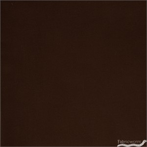 Robert Kaufman, Kona Cotton Solids, Chocolate