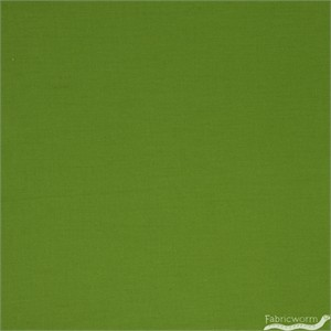 Robert Kaufman Kona Cotton Solids Grass Green