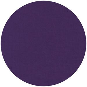 Robert Kaufman, Kona Cotton Solids, Purple
