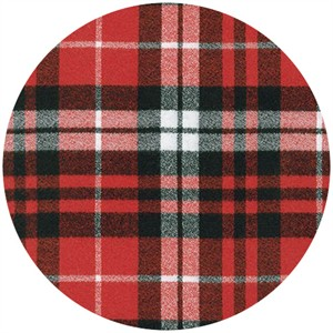 Robert Kaufman, Mammoth FLANNEL, Scarlet