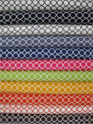 Robert Kaufman, Metro Living, Ring Sampler in FAT QUARTERS, 11 Total