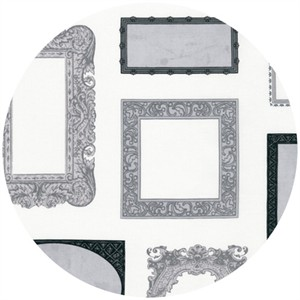 Robert Kaufman, Objects, Frames Grey