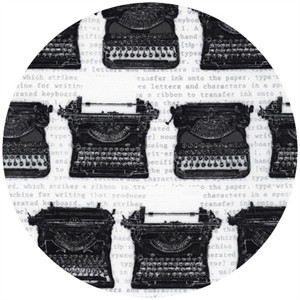 Robert Kaufman, Objects, Typewriters White