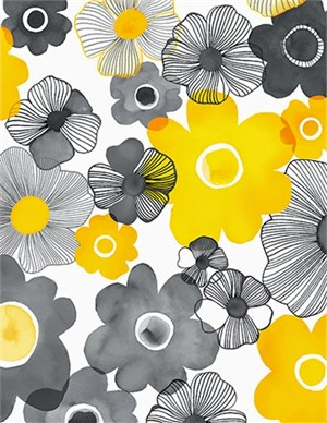 Robert Kaufman, Petal, All Sorts Sunkissed
