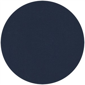 Robert Kaufman Pure Organic Solids Navy
