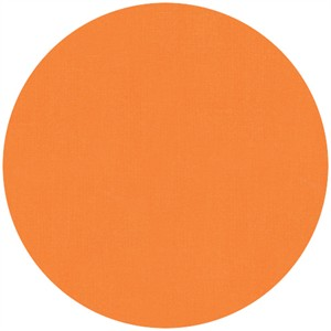 Robert Kaufman Pure Organic Solids Orange