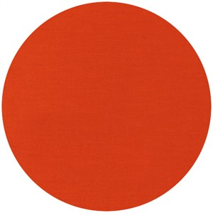 Robert Kaufman Pure Organic Solids Tangerine