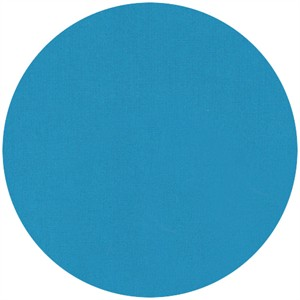 Robert Kaufman Pure Organic Solids Teal