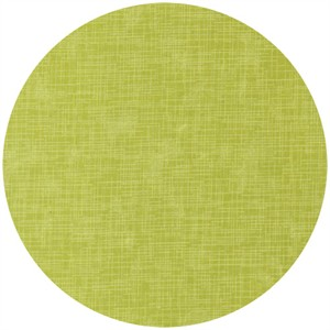 Robert Kaufman Quilter's Linen Chartreuse