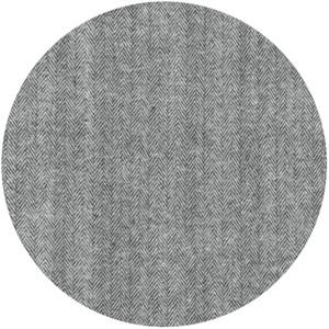 Robert Kaufman, Shetland FLANNEL, Grey