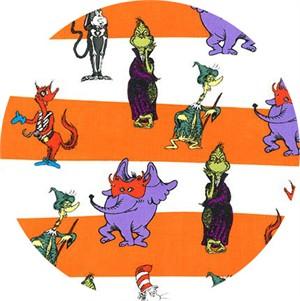 Robert Kaufman, Spooktacular Seuss, Character Stripe Eerie