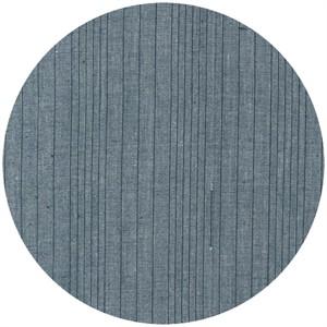 Robert Kaufman, Studio Stash Yarn Dyes, Texture Stripe Indigo