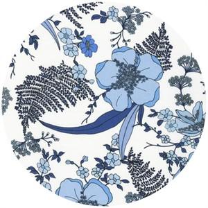 Robert Kaufman, Lennox Gardens, COTTON LAWN, Wildflowers Delft