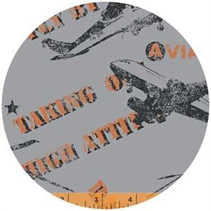 Rosemarie Lavin, Flyboy, Aviator Flint Gray