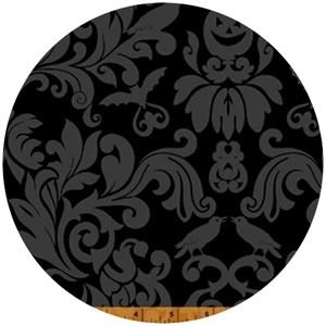 Rosemarie Lavin, Raven, Spooky Tapestry Black