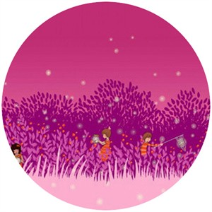 Sarah Jane, Wee Wander, Summer Night Lights Magenta