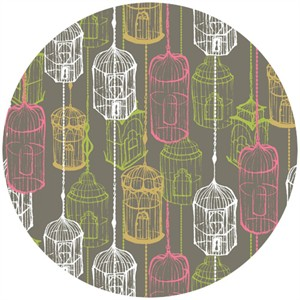Sarah Watts, Cushion & Dust, Birdcage Grey
